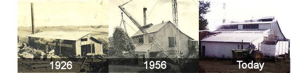 Maasdam Sorghum Mill History