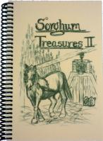 Sorghum Treasures II - Sorghum Recipes Cookbook